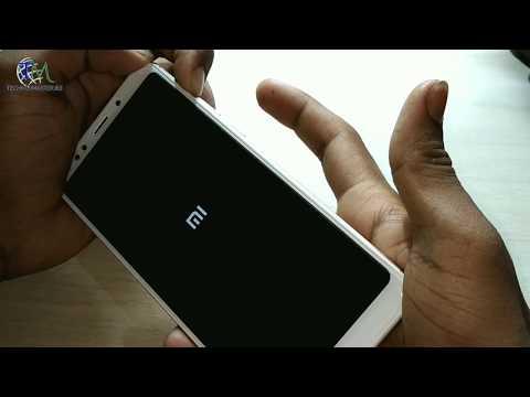 Xiaomi Redmi Note 5 Hard Reset |Easy way|