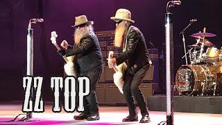 "ZZ Top ""La Grange""  ""Tush"" Live   August 7, 2018 Lincoln, NE"