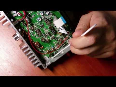 Мини обзор радиостанции Yosan Excalibur Turbo