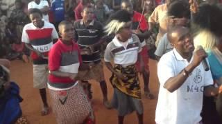 NGOMA ya Kigogo mkutano wa CHADEMA jimboni kwa Naibu Spika,