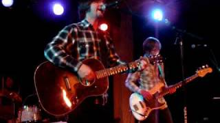 "Son Volt - ""Cocaine and Ashes"" 12-06-09"