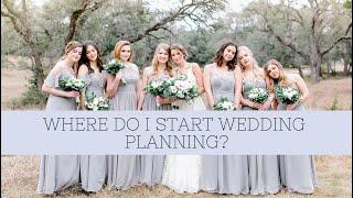 Where Do I Start Wedding Planning?