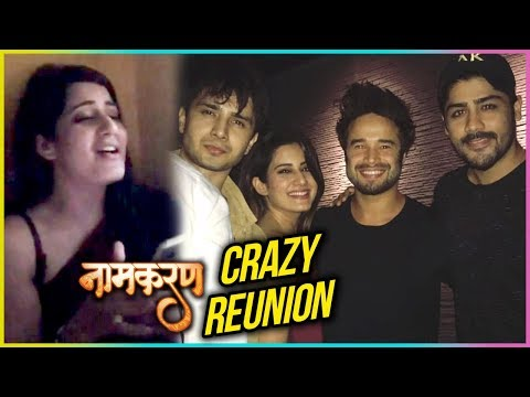 Naamkaran Cast Had A Crazy REUNION At Poonam Preet
