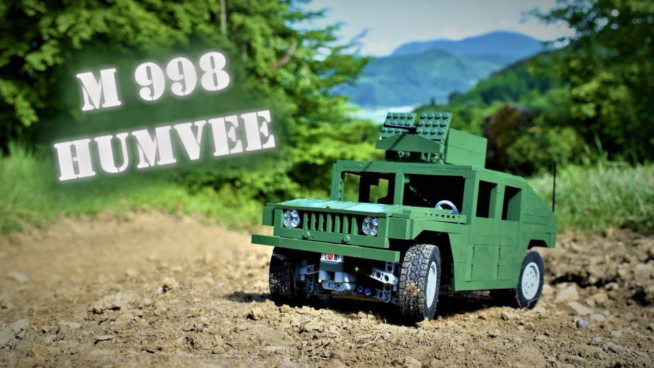 Lego Technic RC Hummer H1 Humvee