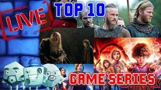 Top 10 Game Series