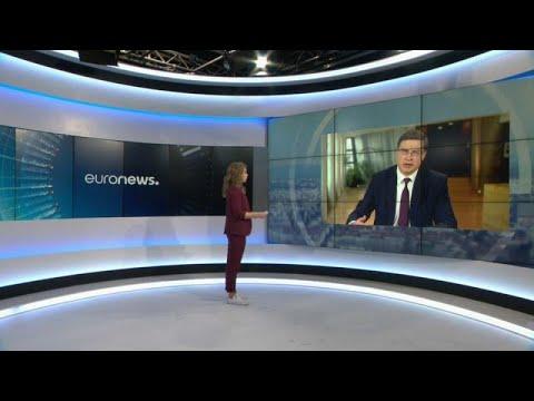 Ντομπρόβσκις στο euronews: Συζητούμε ήδη για την επόμενη ημέρα…