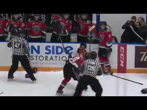 Baxter Anderson vs. Wil Kushniryk