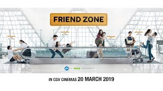 FRIEND ZONE Official Indonesia Trailer