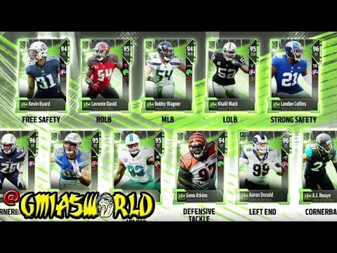 TOTY Defense TOTY Offense Players Revealed In Madden 18 Ultimate Team, Here's What You need To Know!