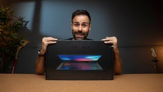 HP Omen 15 Unboxing & First Impressions- 144Hz and Thunderbolt 3! | Kholo.pk