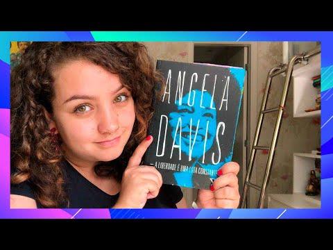 Resenha #125 A liberdade é uma luta constante, de Angela Davis
