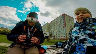 Полетали в Молодечно / FPV Drone flight