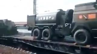 Китай перебрасывает войска в сибирь