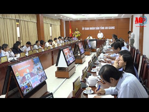 UBND tỉnh triển khai nhiệm vụ phát triển kinh tế - xã hội năm 2018