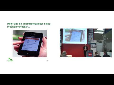 Martin Vesper auf der CeBIT 2013 über Veränderung durch Vernetzung im Smart Home Video 1