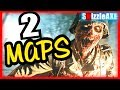 WW2 ZOMBIES: 2 MAPS FOUND! WONDER WEAPON & EASTER EGG! CALL OF DUTY WORL...