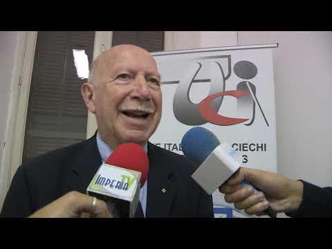 UNIONE ITALIANA CIECHI E LIONS GIOVEDI' A IMPERIA INSIEME PER LA PREVENZIONE DELLA VISTA
