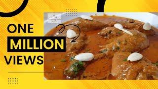 Zaffrani Chicken Korma   Chicken Korma recipe in hindi   जाफरानी चिकन कोरमा   Cooking with Benazir