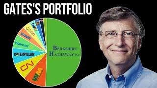 A Deep Look Into Bill Gates Portfolio