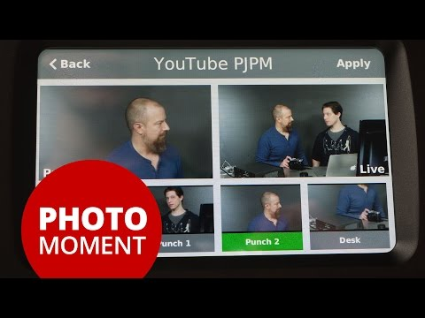 Epiphan Pearl-2: Turn a 4K Camera into Multicam Shots!