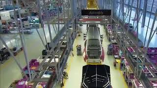 Rolls Royce Üretim Hattı