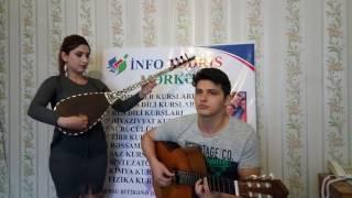 Aytac Berdeli Köklə sazı 2 yarışmasının qalibi