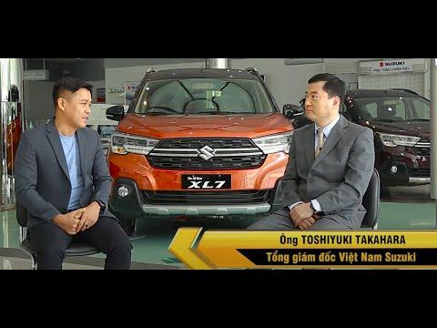 Phỏng Vấn TGĐ Việt Nam Suzuki - HTV7 Xe & Xu Hướng Tập 2