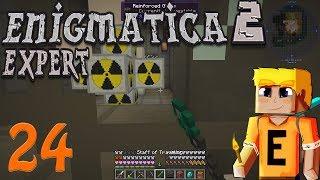 Enigmatica 2 Expert - EP11 - RIP Hamster - Самые лучшие видео