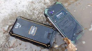 Смартфон Nomu S10 2/16 Orange от компании Cthp - видео 2