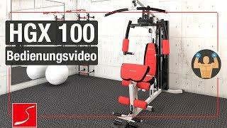 Sportstech HGX100 - Bedienungsanleitung || User manual || Manual de uso || istruzione