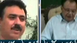 Physics teacher challenges Agha Waqar to run car on water