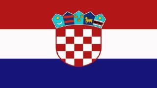 Nationalhymne Kroatien / National Anthem of Croatia