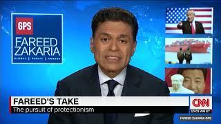 Fareed  Trump abandoning field to Beijing CNN