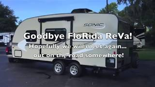 2015 Sonic Venture Travel Trailer: A Farewell Tribute