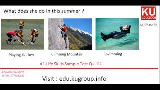 ielts life skills a1 listening 2016 - Free video search site
