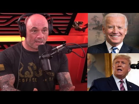 Joe Rogan Offers To MODERATE Debate Between Joe Biden & Donald Trump!