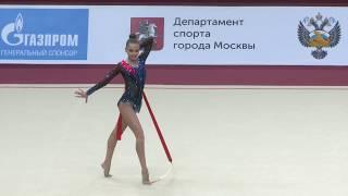Arina Averina - Ribbon AA GP Moscow 2019 18.90