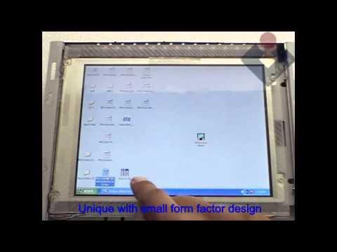 "LBT-0842OTEAS(U), 8.4"" SAW Touch Screen LCD Open Frame Monitor"