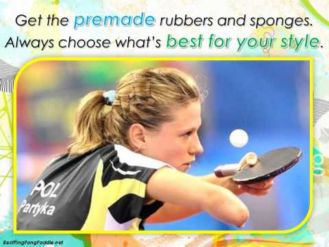 The Top Tips and Reviews for Ping Pong Paddles