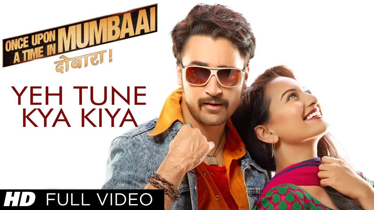 Ye Tune Kya Kiya Hindi lyrics