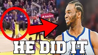 How Andrew Wiggins CHANGED The Warriors in the NBA (FT. Steph Curry, Dunk, Lakers Highlights
