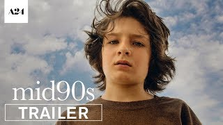 Trailer of Mid90s (2018)