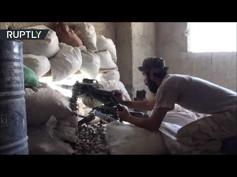 RAW: Syrian govt forces partially recapture eastern Damascus