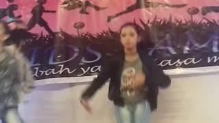 Dance Kelas 6 @SD XAVERIUS 2 PALEMBANG