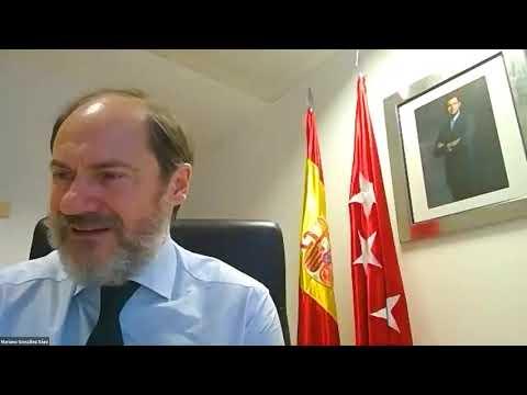 presidente de Madrid Subterra
