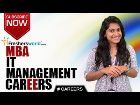 mp4 Career In It Management, download Career In It Management video klip Career In It Management