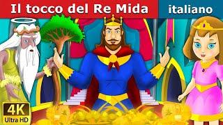 Il tocco del Re Mida | Storie Per Bambini | Favole Per Bambini | Fiabe Italiane