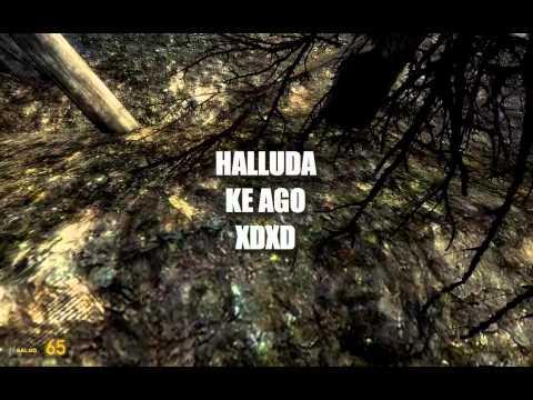 Half-Life 2 bug: phantom soldier (?)