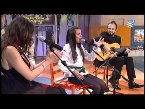 Pilar Bogado y Diana Navarro / Por Alegrias / deja que te mires