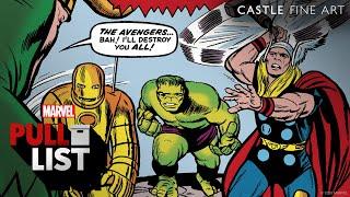 New Number 1's, Plus Immortal Artwork! | Marvel's Pull List